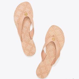 NEW Tory Burch Monroe Thong Sandal